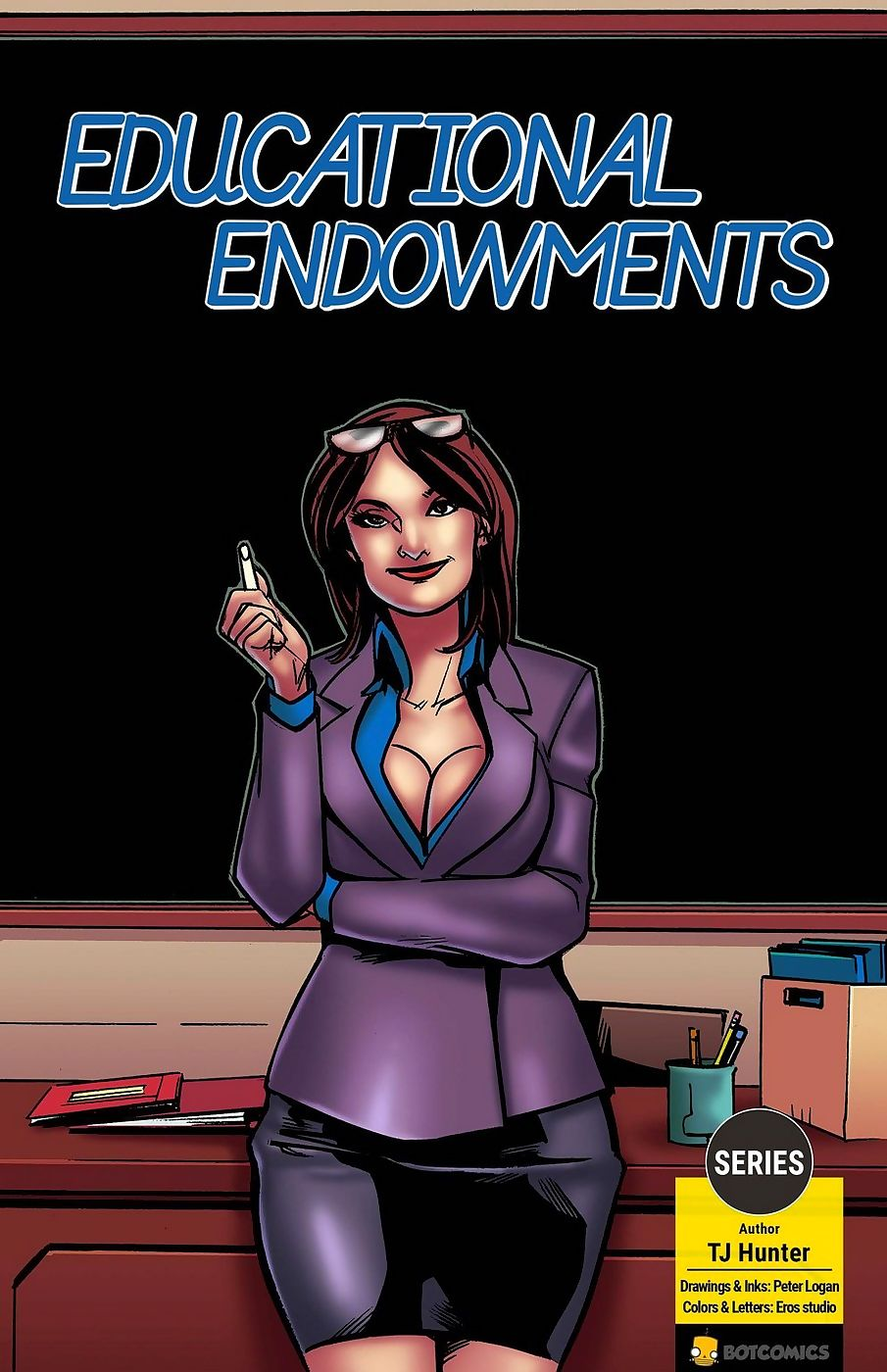 Revelatory Endowments- Botcomics