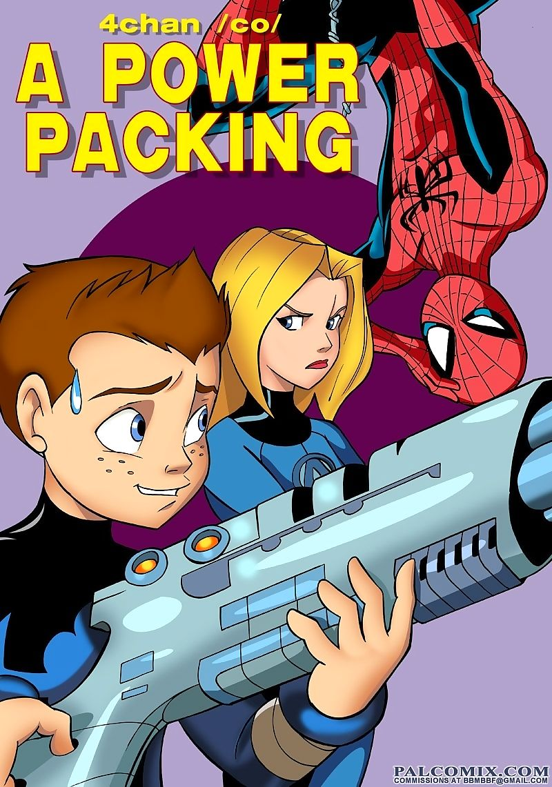 A Know-how Packing- Brat Comix