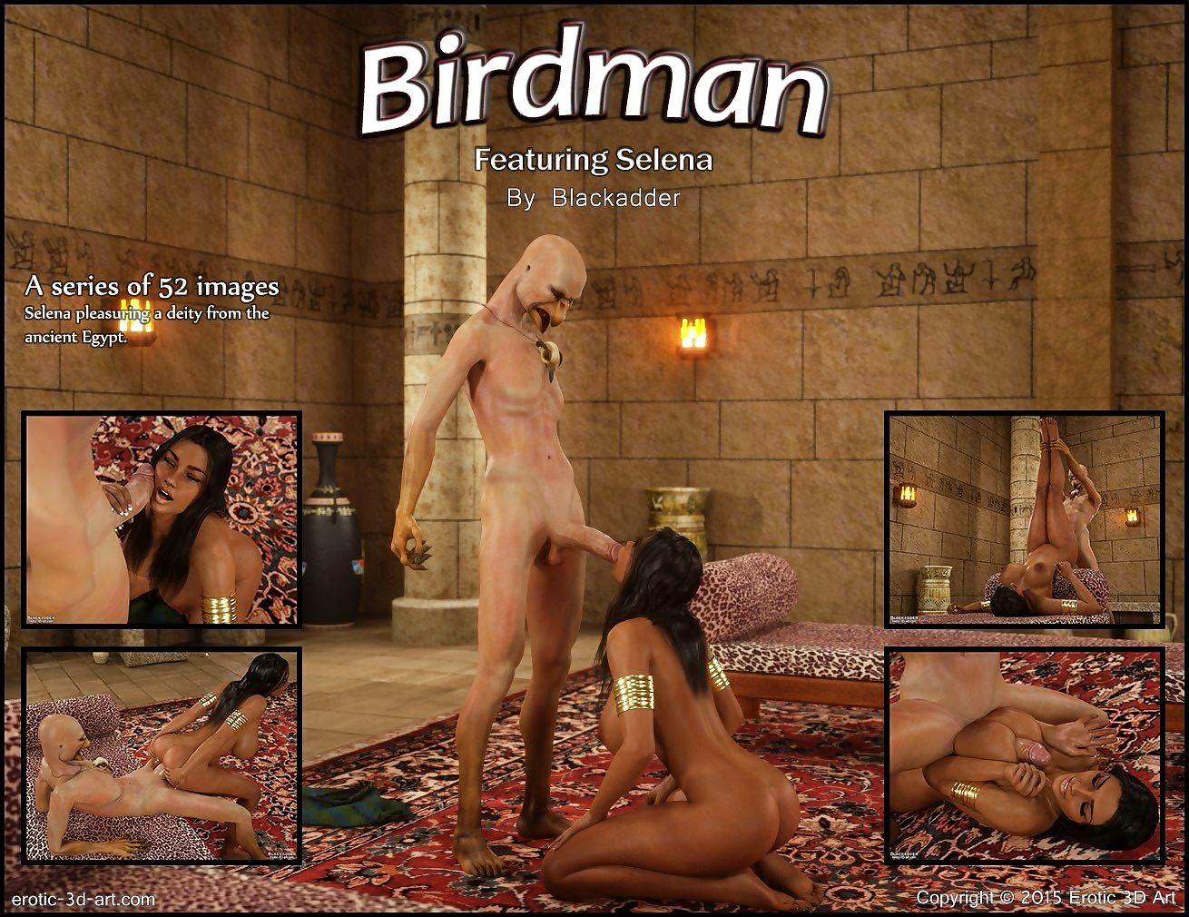 Blackadder- Birdman