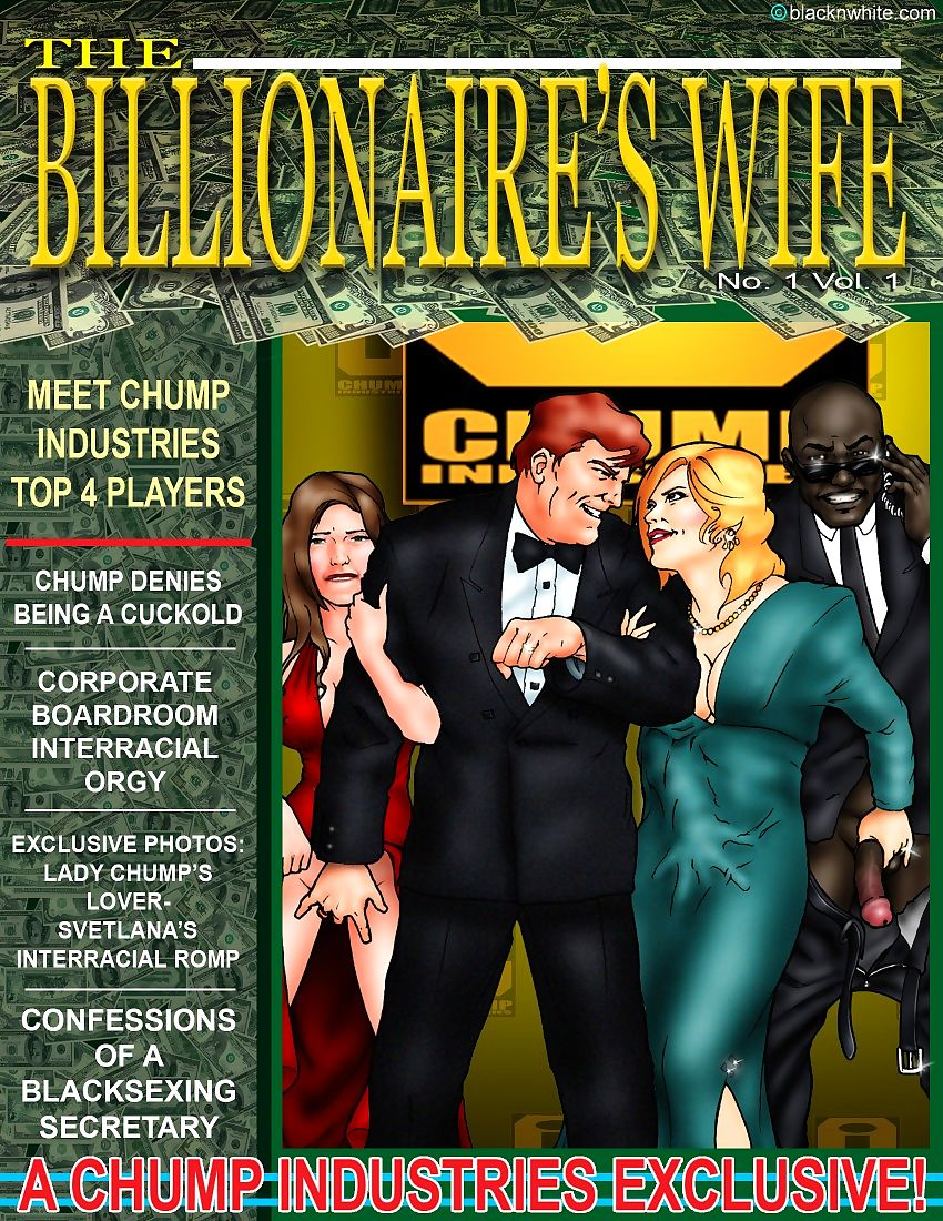 Billionaire's tie the knot 1- BlacknWhite