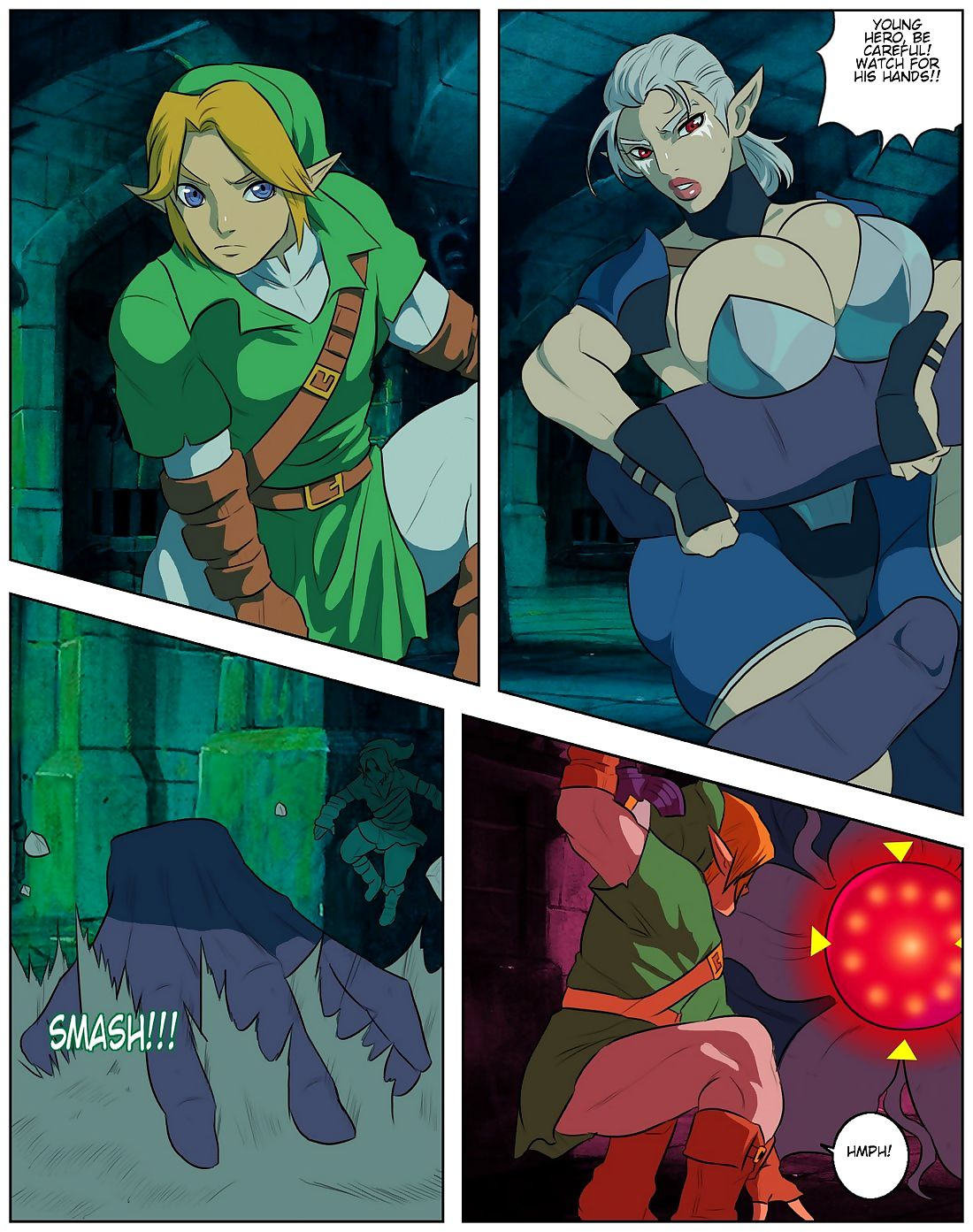 Joker Marvel- Ocarina be useful to Epoch