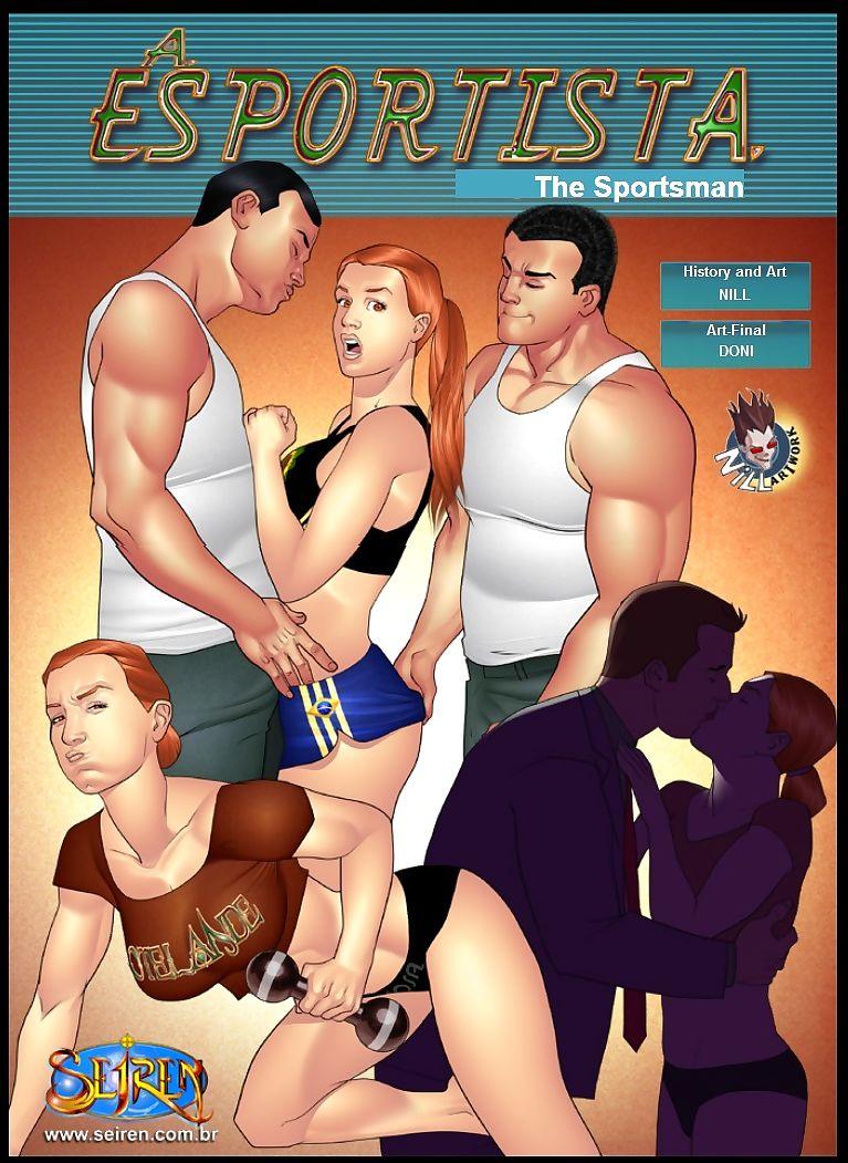Sportswoman 2 - Seiren