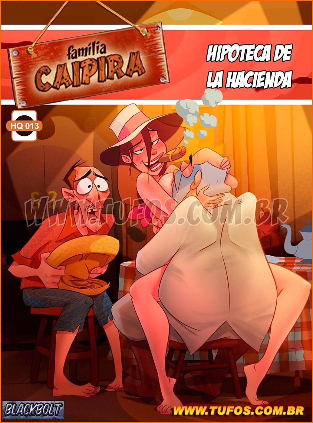 Familia Caipira 13 -Tufos
