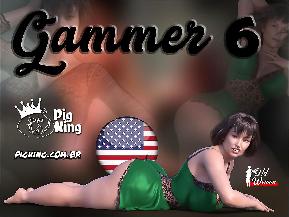 PigKing- Gammer 6 – Superannuated Girl