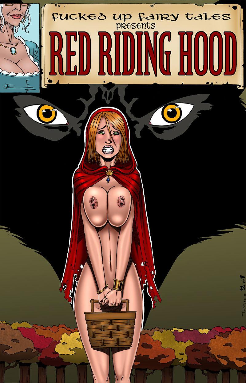 Overheated Riding Hood- DeucesWorld