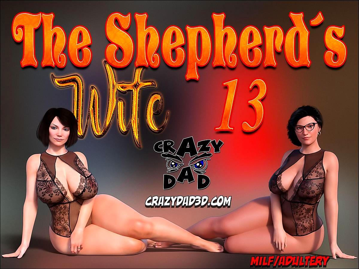 CrazyDad- A difficulty Shepherd's Tie the knot 13