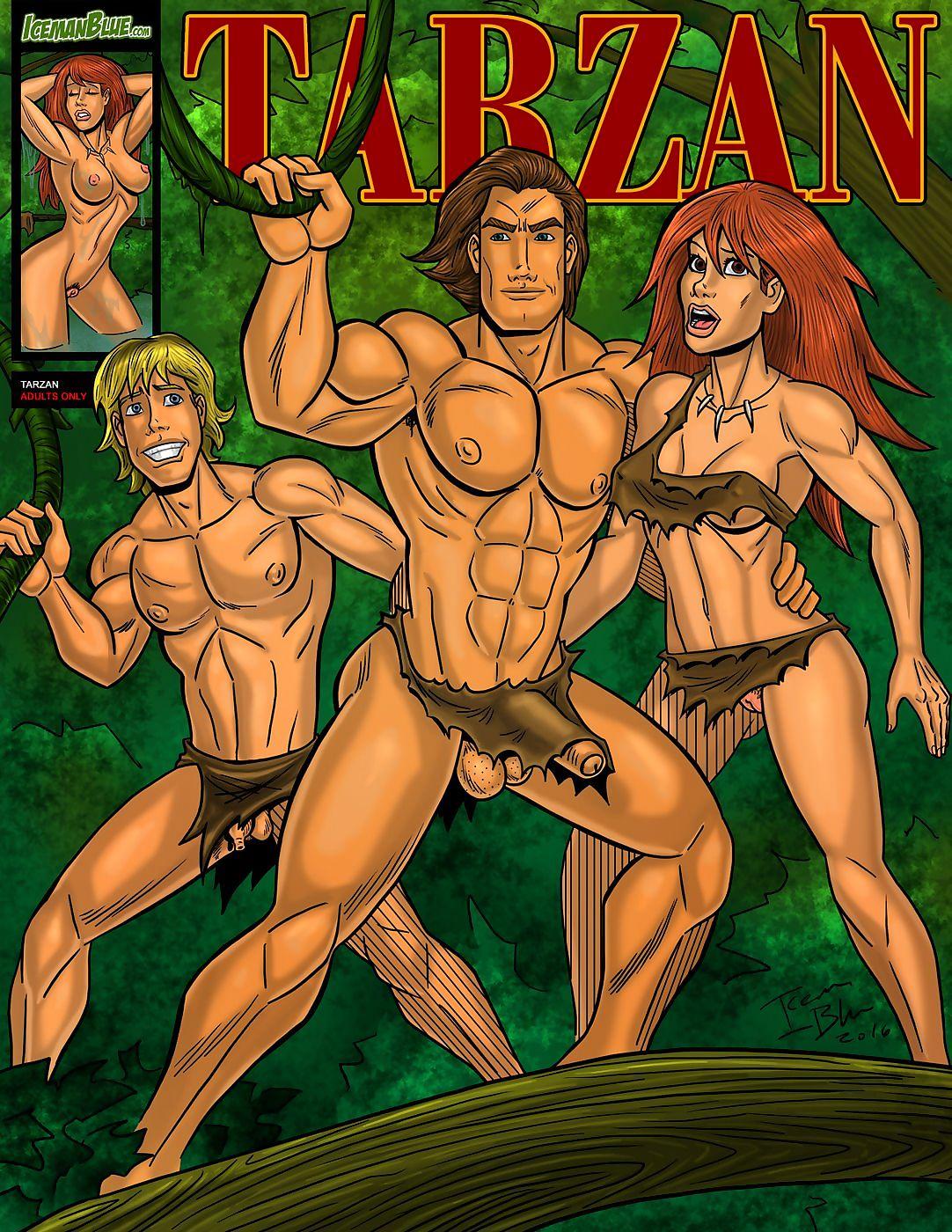 Gunfighter Blue- Tarzan