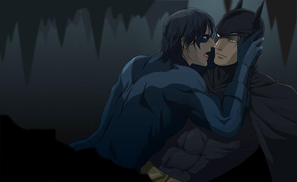 Nightwing/Dick Grayson - fidelity 2