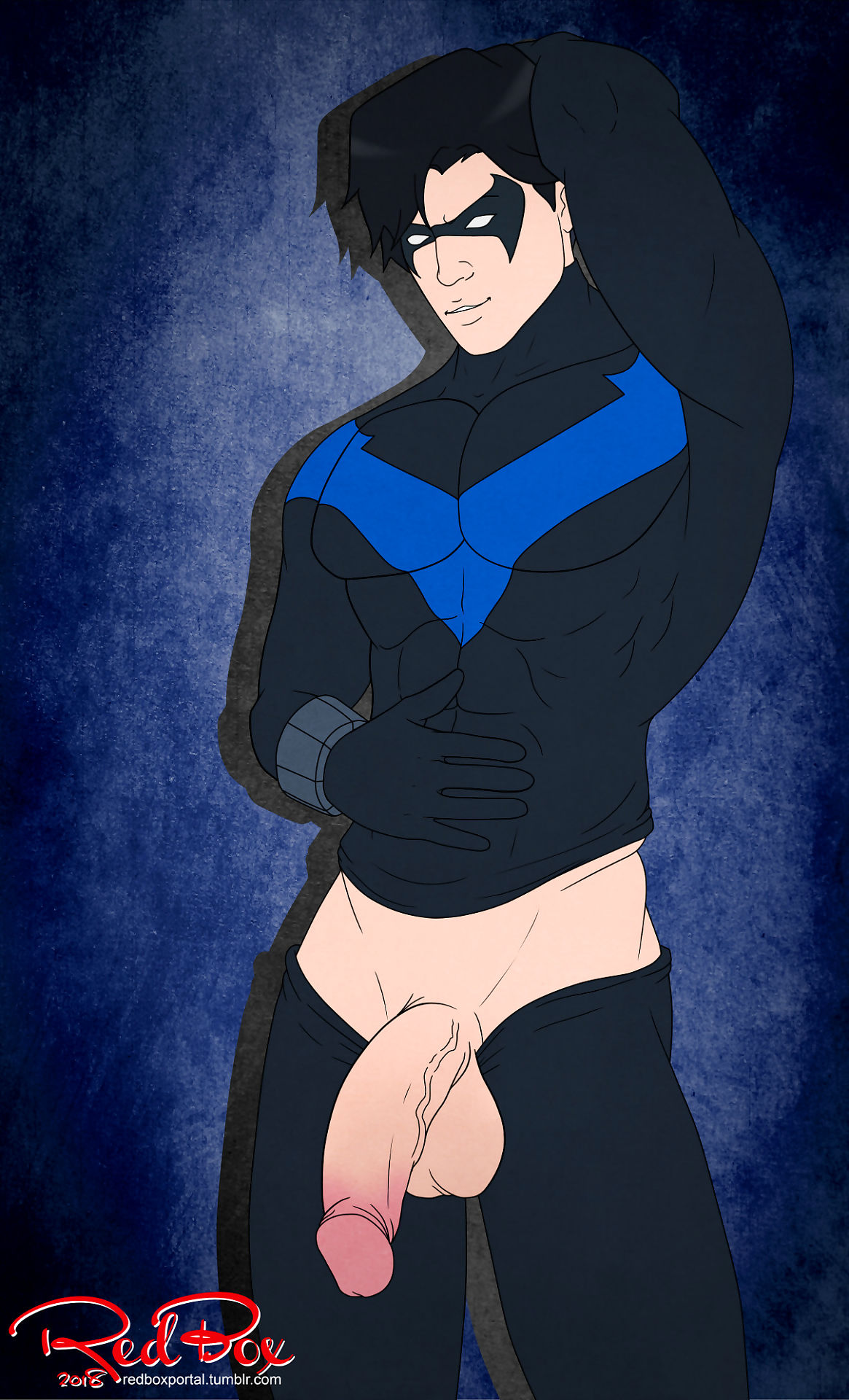 Nightwing/Dick Grayson - accouterment 4
