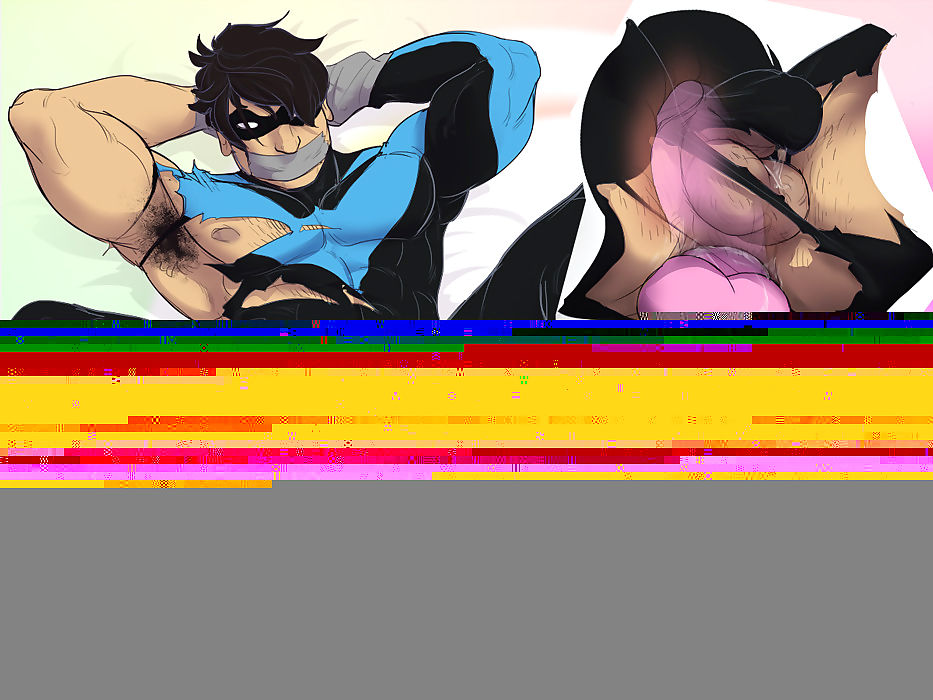 Nightwing/Dick Grayson - faithfulness 6