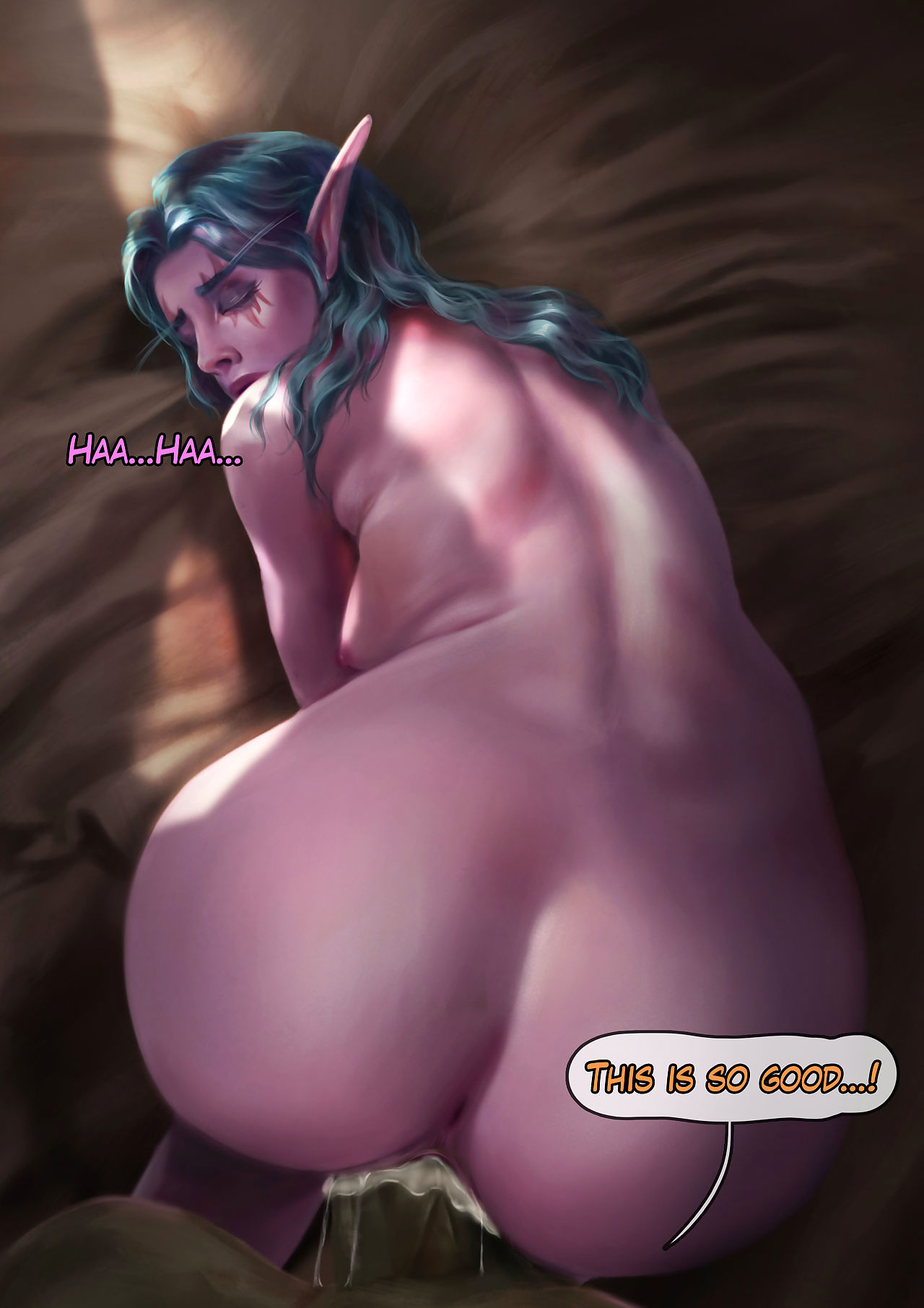 Tyrande Conduct oneself treat - accoutrement 7