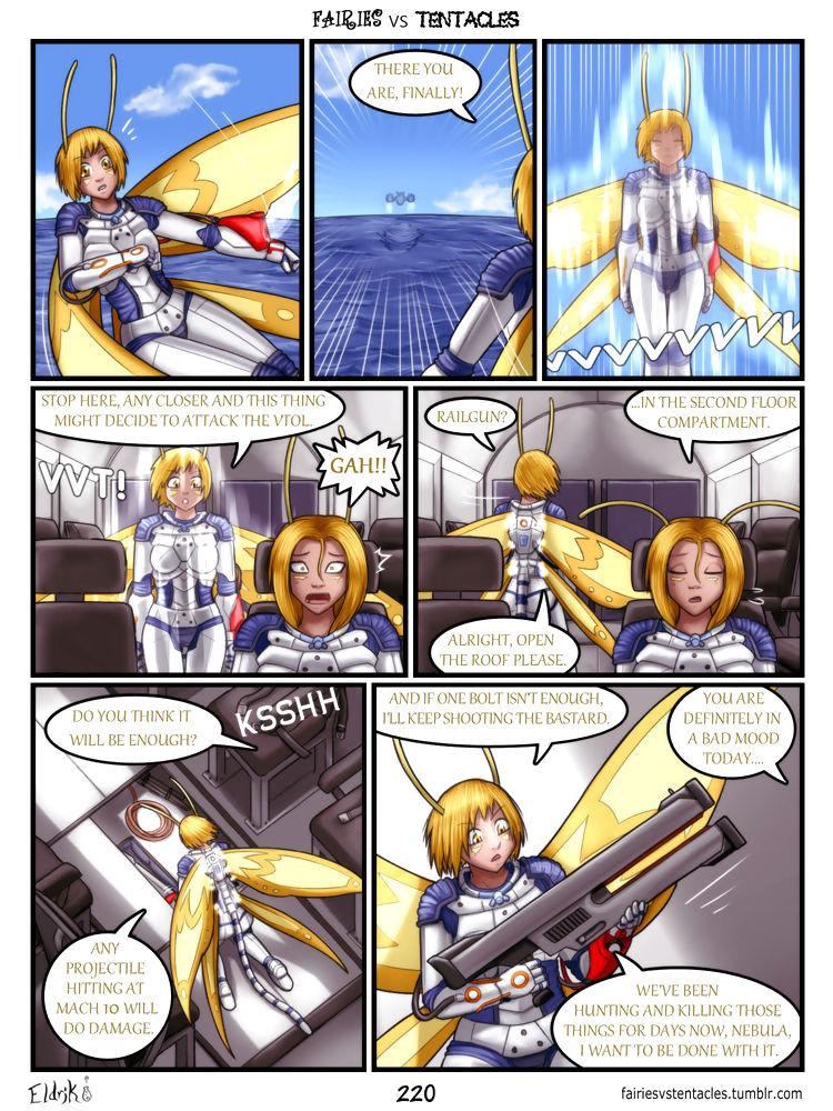 Fairies vs Tentacles Ch. 1-3 - fixing 14
