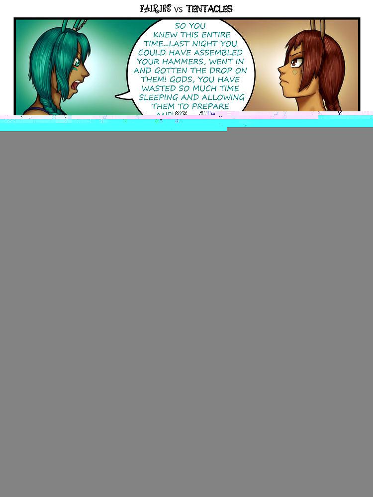 Fairies vs Tentacles Ch. 1-3 - attaching 13