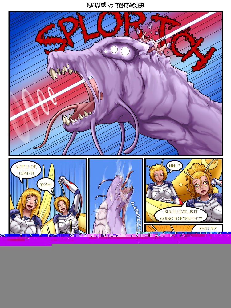 Fairies vs Tentacles Ch. 1-3 - accouterment 12