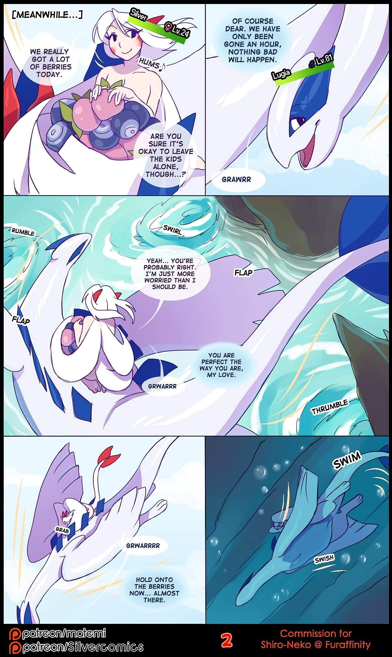 Change-over Special Ch. 1-5 - accouterment 8