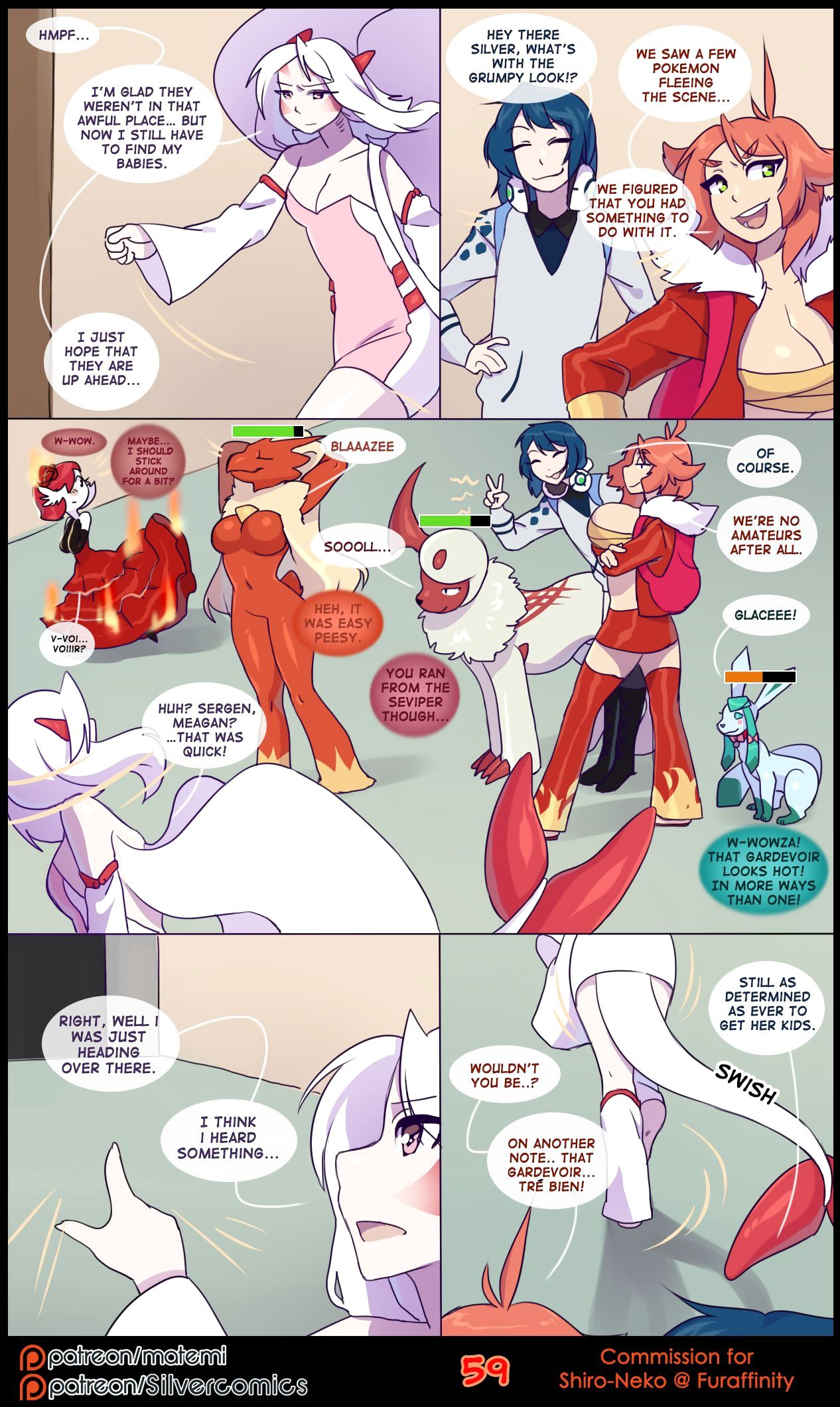 Replacement Bristols Ch. 1-5 - accoutrement 11