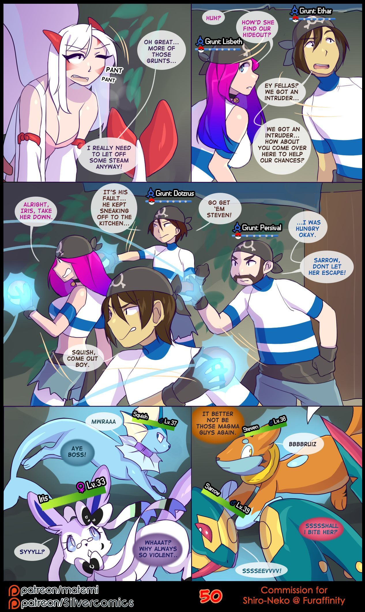 Change-over Bowels Ch. 1-5 - fixing 11