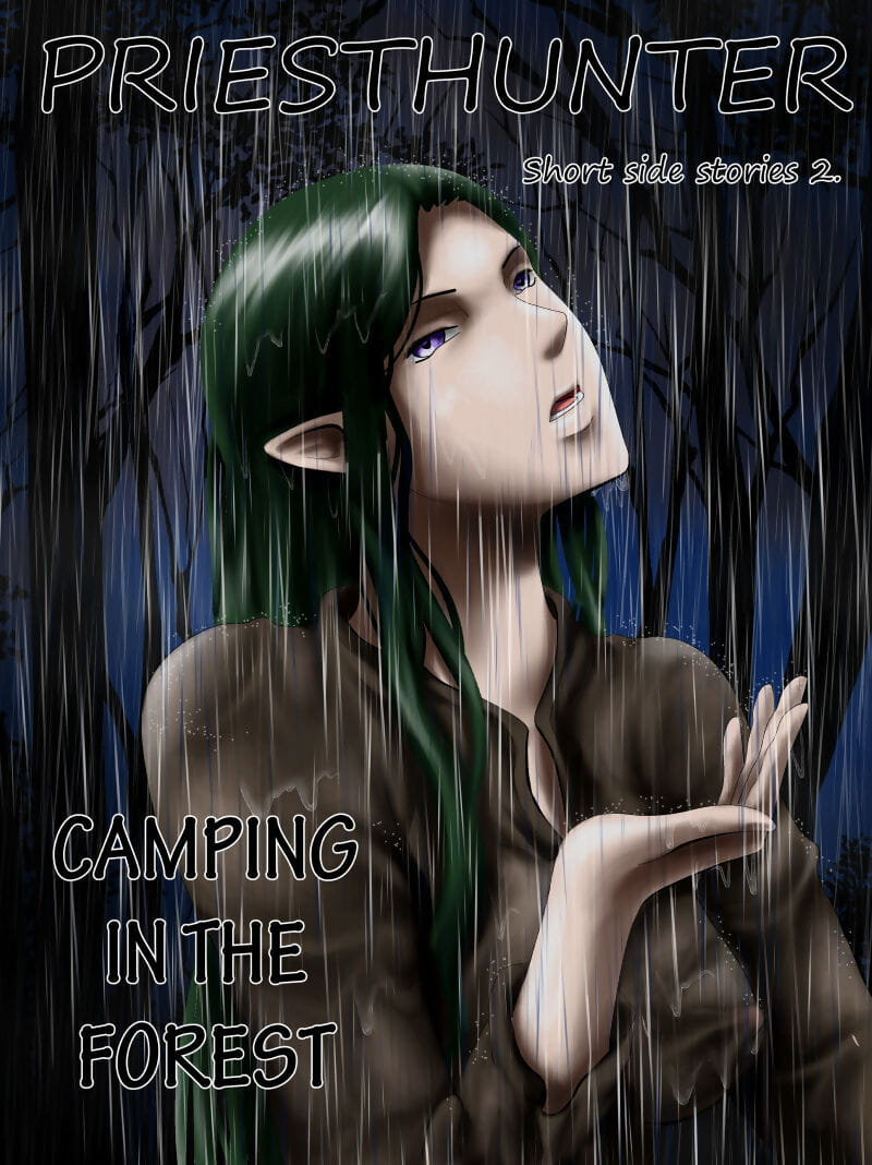 Camping about chum around with annoy Forest