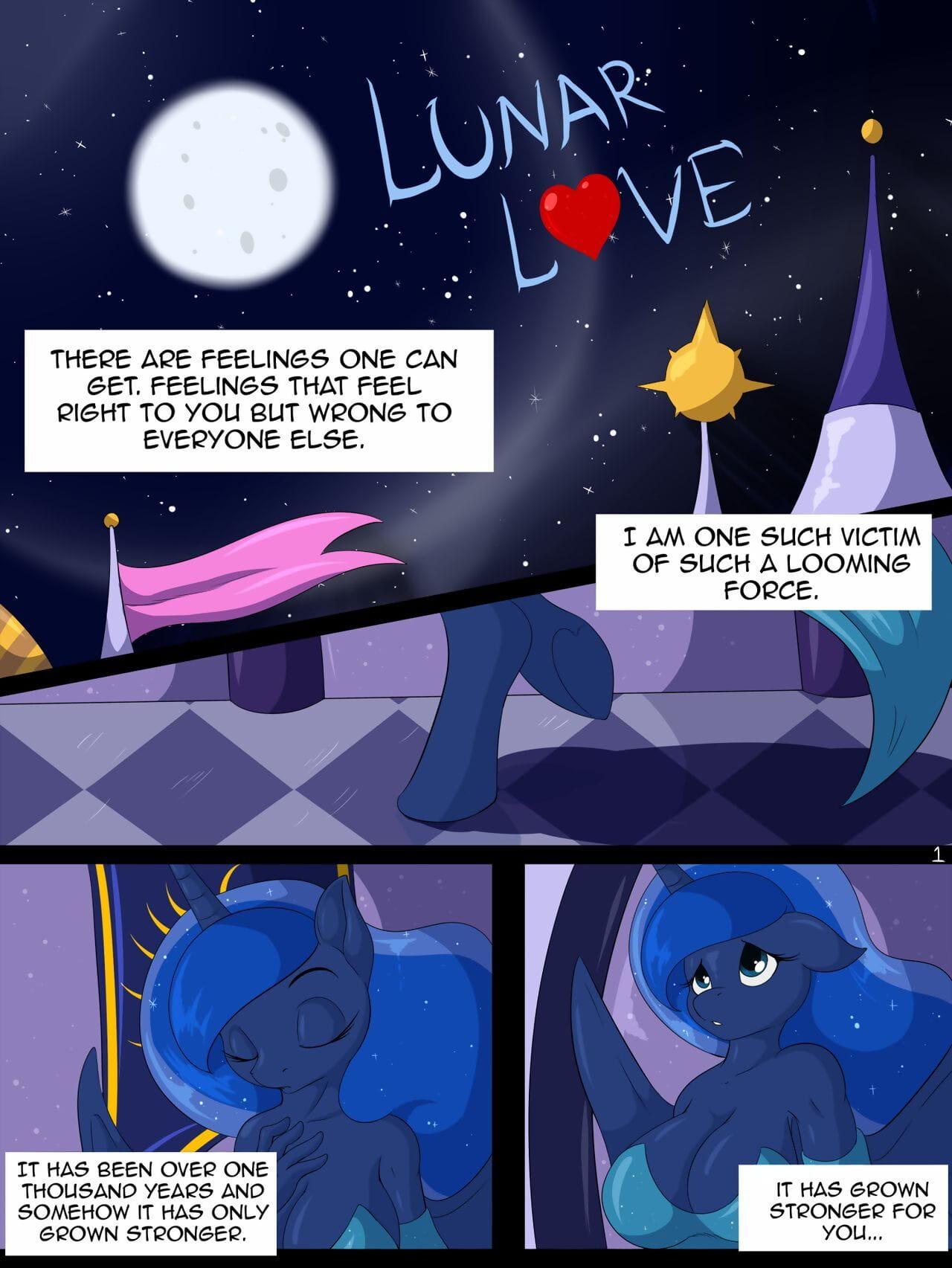 Lunar adore