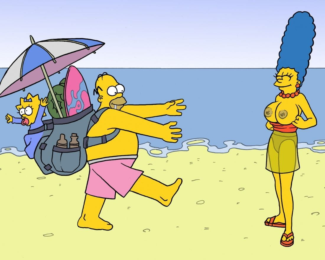 Simpson´s Vacations
