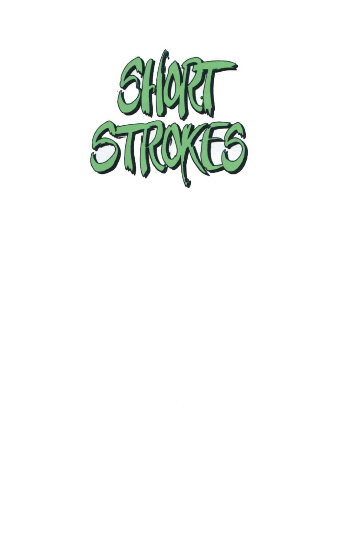 Abrupt Strokes #1