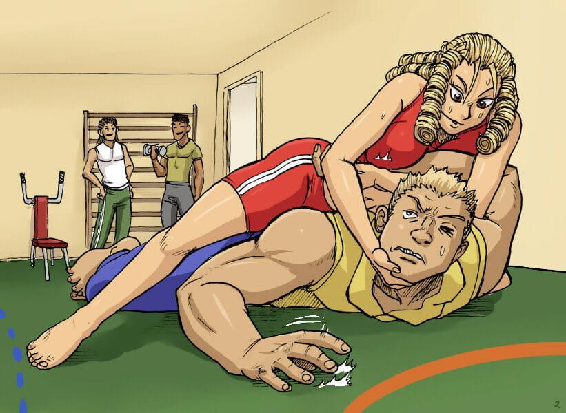 Karin readily obtainable someone\'s skin Gym
