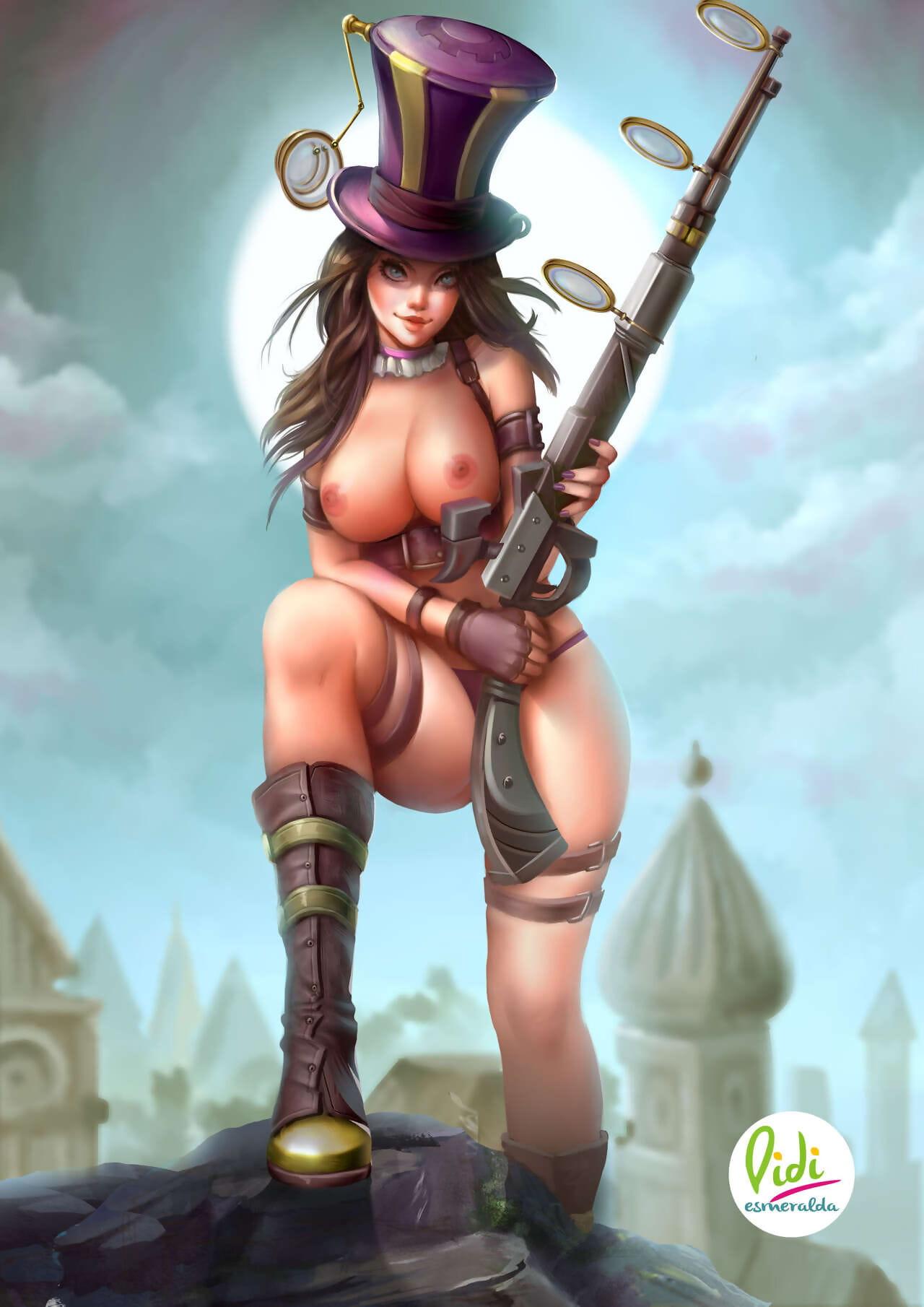 Intriguer - Didi Esmeralda