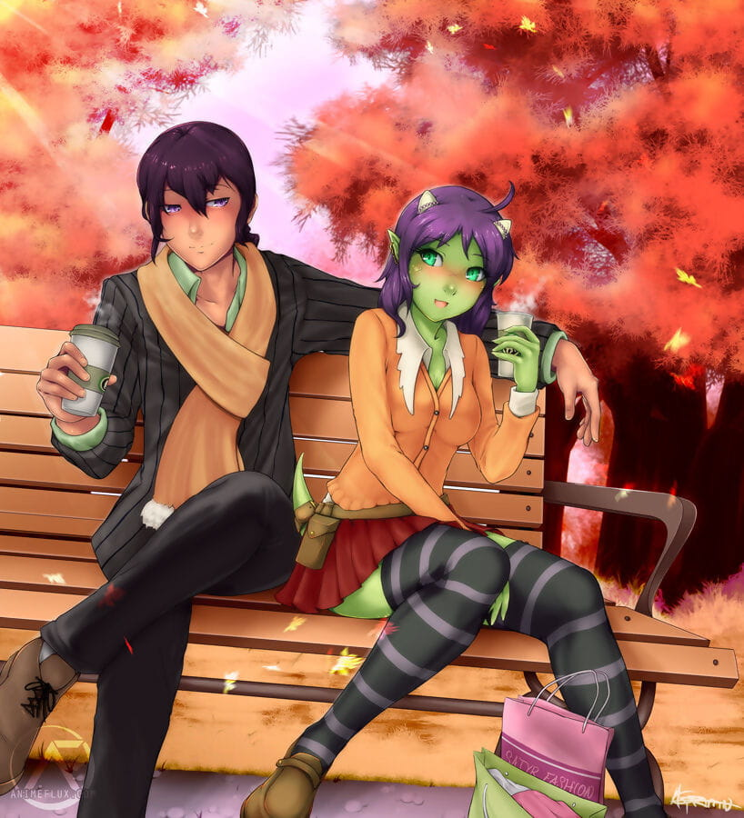 Intriguer AnimeFlux - loyalty 6