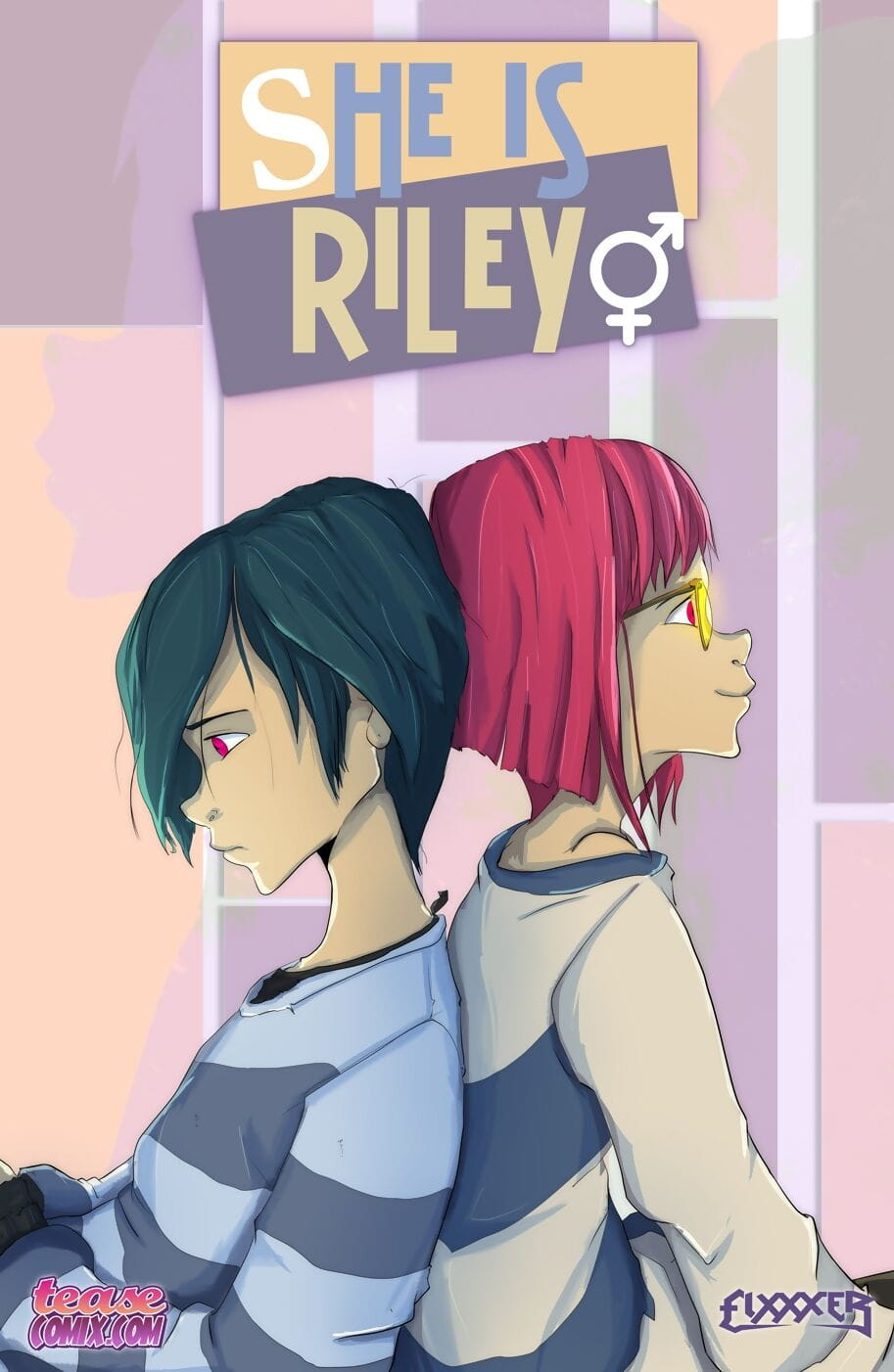 Fixxxer She Is Riley 01 - 04