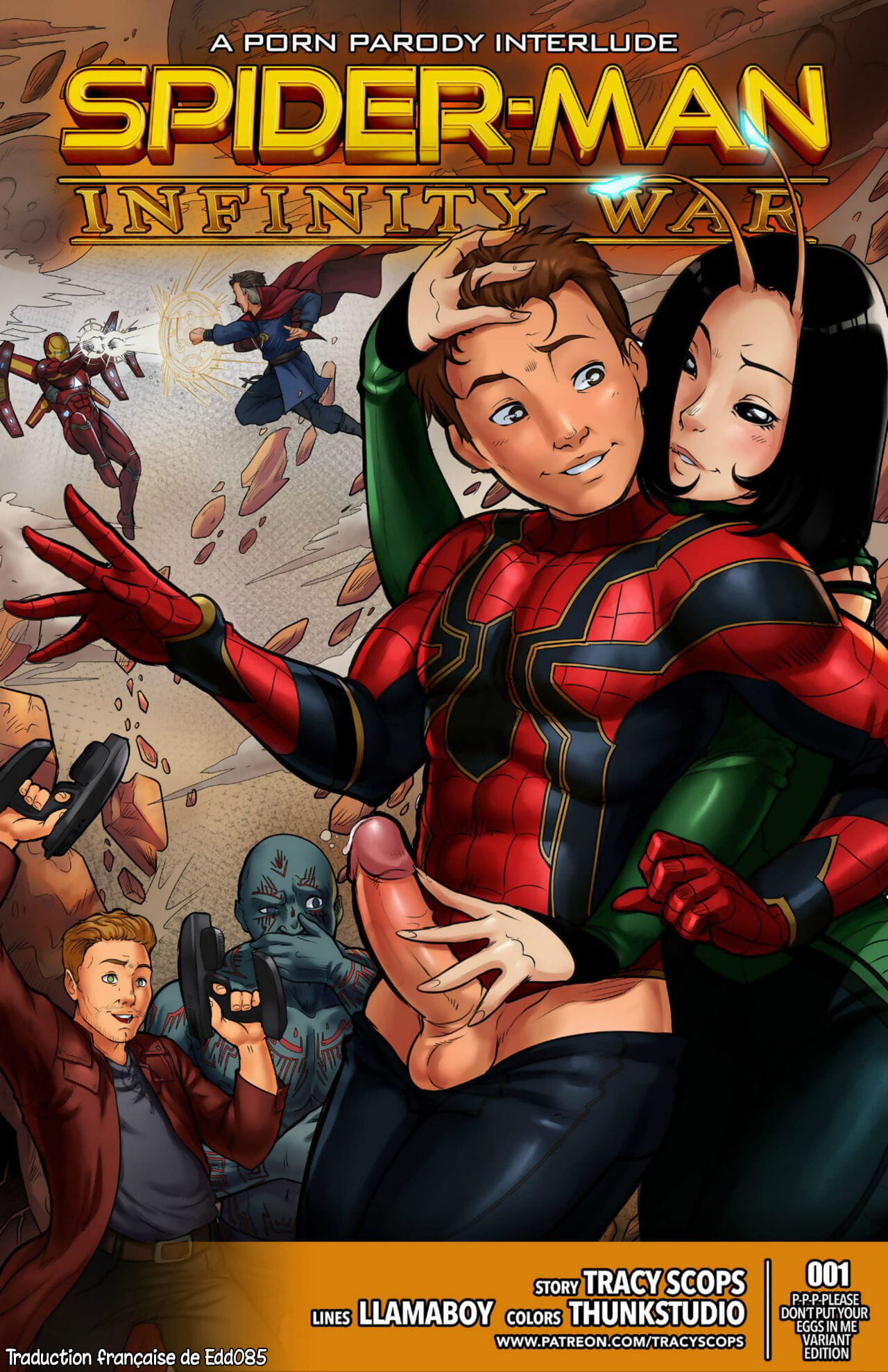 Spider-Man : Eternity Strive against