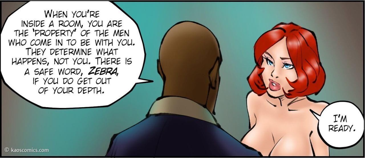 Kaos Comics Annabelles Revolutionary Gambol #2 - faithfulness 4
