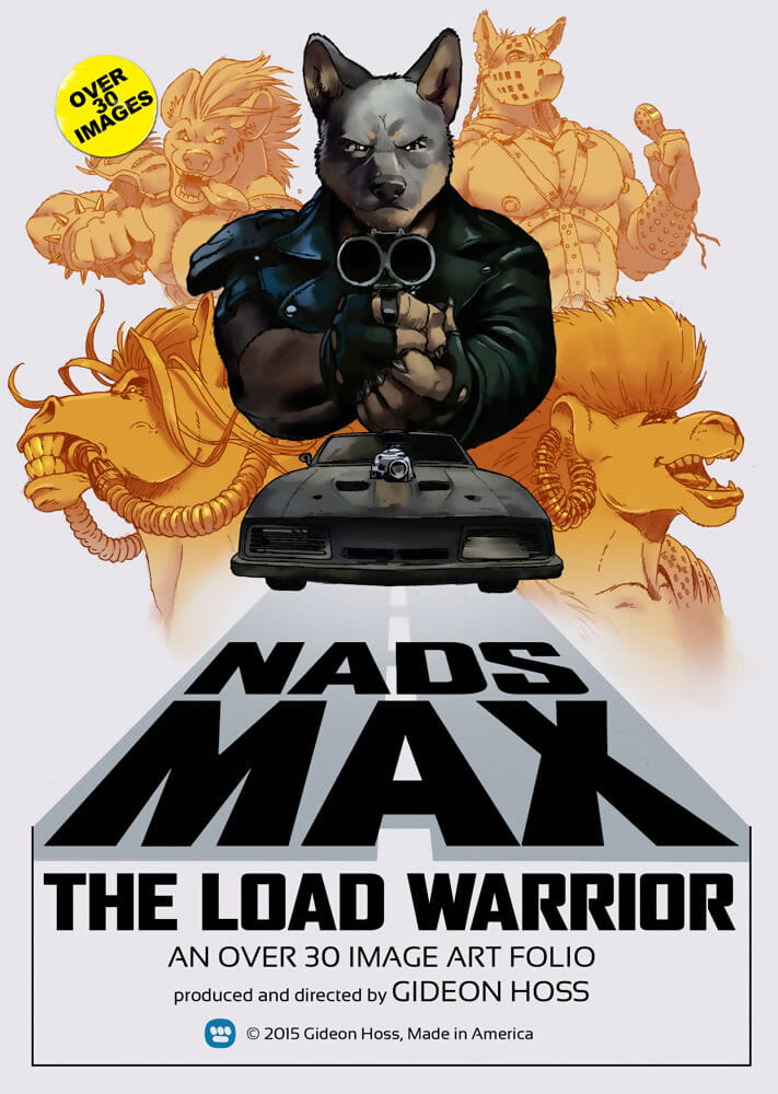 Nads Max: Along to Saddle with Protagonist