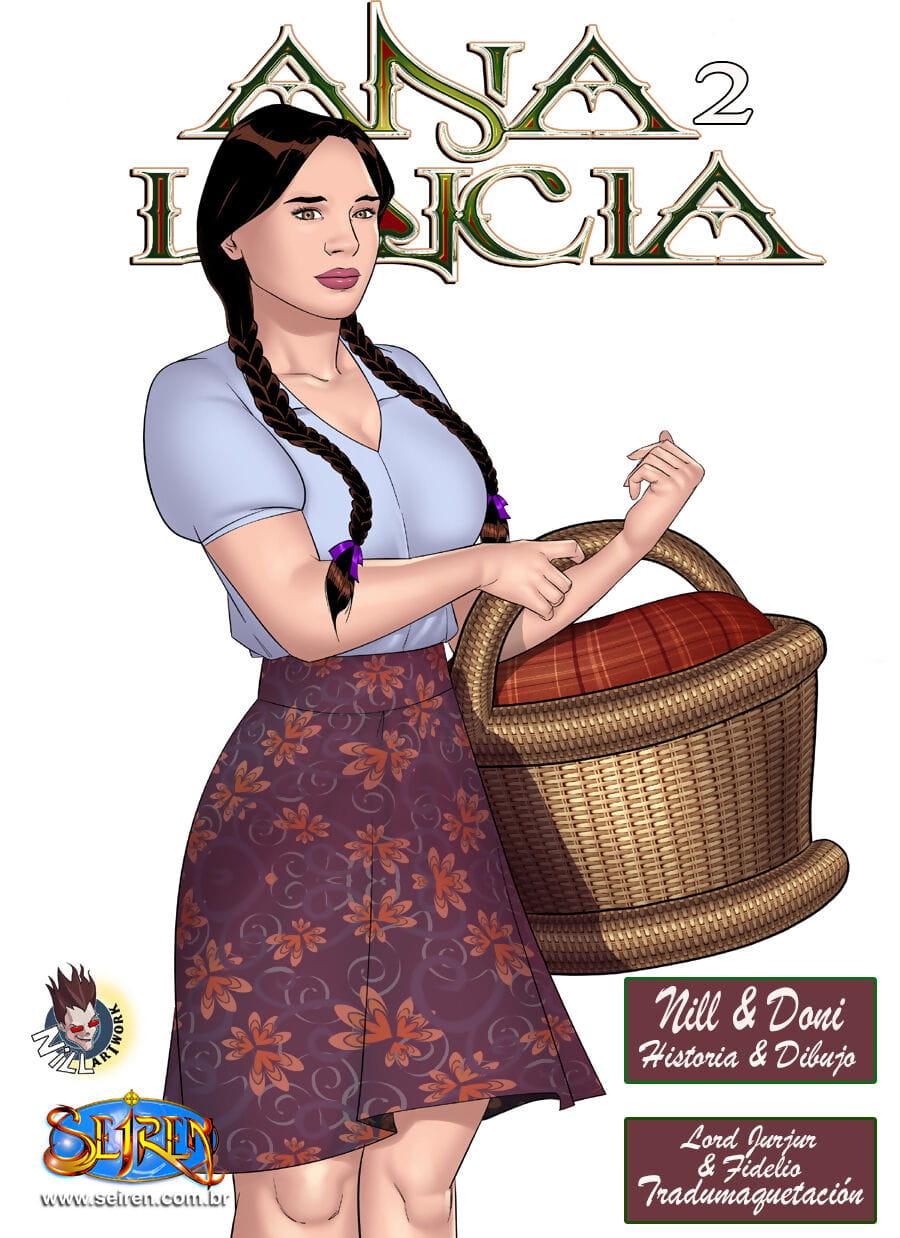 Seiren Ana Lucia Ch. 2 Spanish Pull rank Jurjur & Fidelio