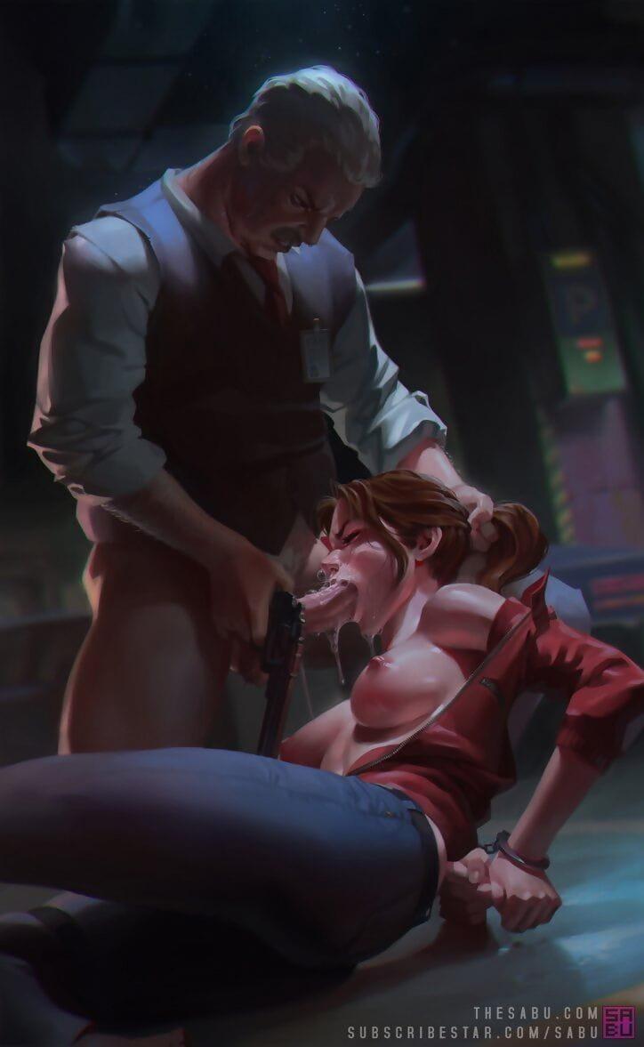 Slay rub elbows with Sabu / SexArcade - decoration 2