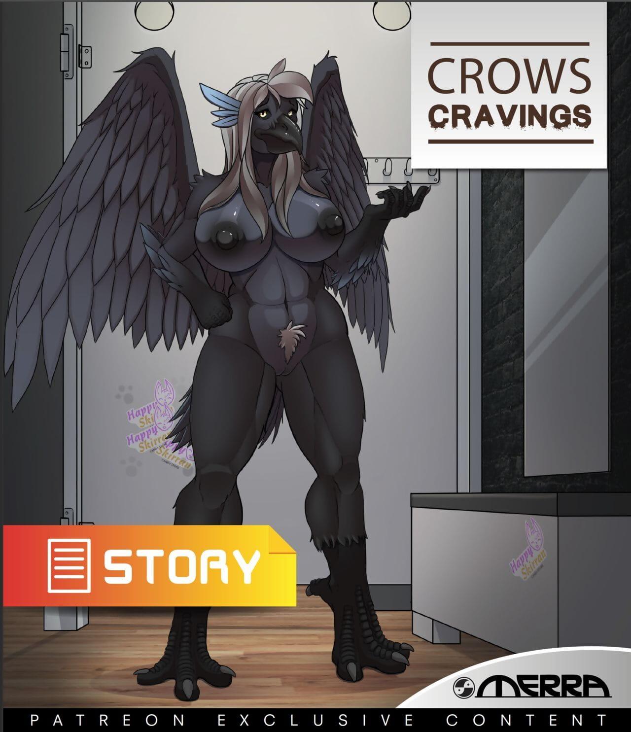 Lunate Crows Cravings