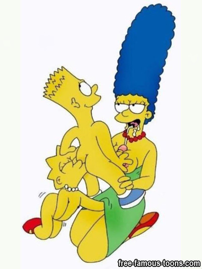 Marge simpson hardcore act of love