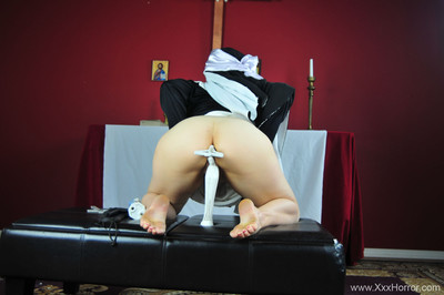 Anal nun confessing sins to non-traditional priest