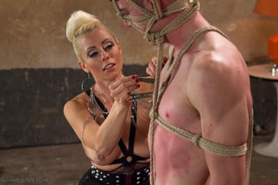 Female-dominator lorelei lee is love making act in heels. her babe is devastating and inexperienced bottom sa