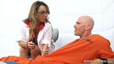 Breasty doctor holly halston team-fucked intense