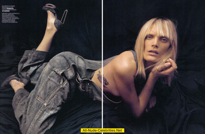 Leah de wavrin extreme and without clothes mag scans