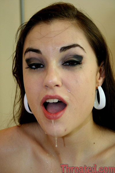 Sasha grey gains off on breath control she is with a dick