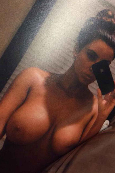 Dominant exposed images of kim kardashian