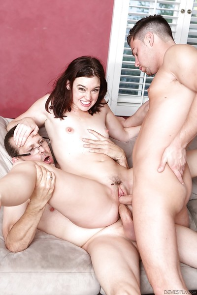 Spicy as hell black-haired Jodi Taylor is screwing in a hardcore scene
