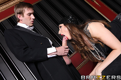 In the early day of cinema, films were silent in anticipation of the revolutionary invention of the Talkies! Videos that featured not exclusively attractive damsels but now additionally sound! Brazzers tenders the telling of that 1st porn ever released wi