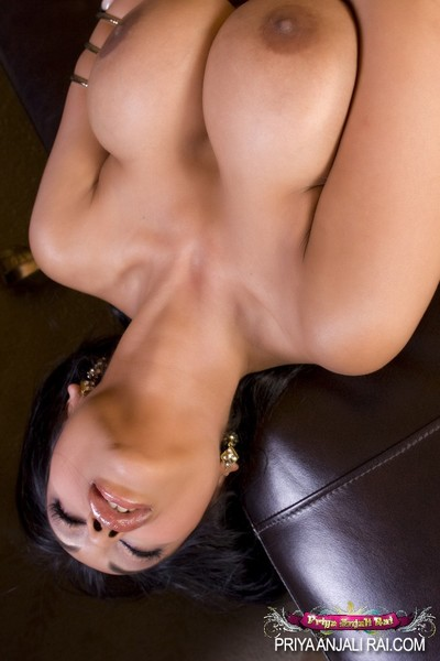 Extreme Indian Pornstar, Priya Anjali Rai, lets off her inward sexy woman and puts on a astonishingly sticky erotic dance with no her raunchy tiger-print clothing showing off her large love bubbles and pussy!