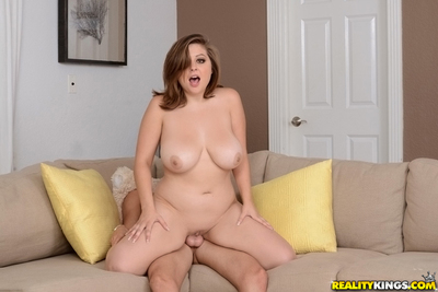 Close up hardcore fuck with a immense breasts fatty Eliska Nikola