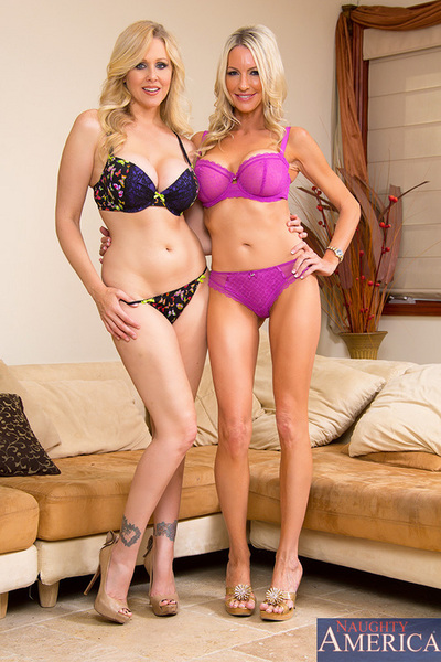 Emma Starr is at it another time and this chick has her friend, Julia Ann, with her this time. This babe out to show Julia exclusively how trouble-free itself to convince a deliveryboy who craves to be a star. This babe calls up the store, orders she