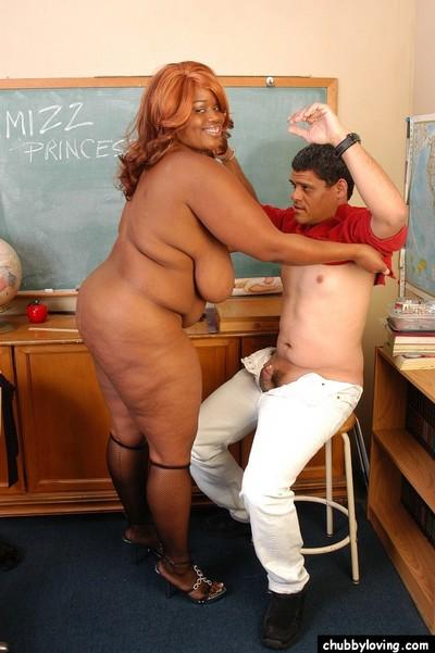 SSBBBW educator Dear unveiling severe saggy love bubbles in classroom