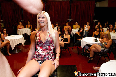 Groupsex get-together with hungry girls having their apple bottoms bonked raw