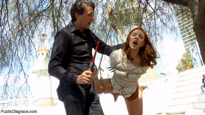 Pamela sanchez is hungers after publicly humiliated!